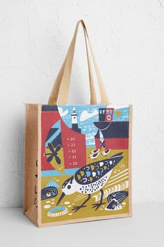 Designed In Cornwall - Seasalt - Seasalt Cornwall Paper Gift Bags, Paper Gifts, Jute Shopping Bags, Bank Holiday Weekend, Jute Bags, Island Girl, Shopper Bag, Carry On Bag, Tote Purse