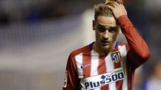 Antoine Griezmann was unable to snap his goalless skid in Astana.
