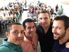 Selfie de arranque con mis compañeros para el Taller de Neuromarketing Aplicado en Institución Universitaria de Envigado