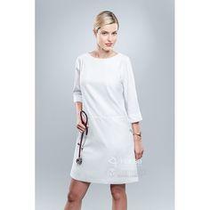 Sukienka Medyczna Hansa 0213 - Dersa