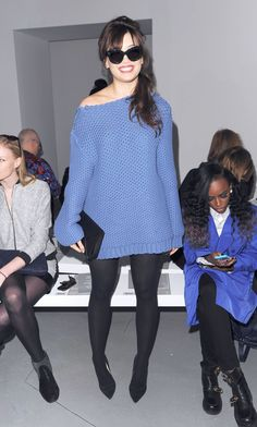 Daisy Lowe in pantyhose - http://stockings-celebs.blogspot.com/2014/12/daisy-lowe-in-pantyhose.html