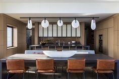 Indoor Ourdoor Living in a Tiburon Home by Nicole Hollis & Walker Warner Architects