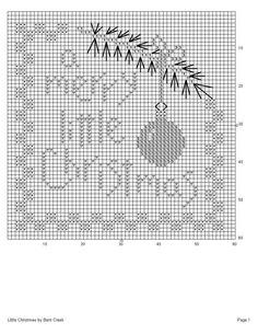 Point de croix *<3* Cross stitch -