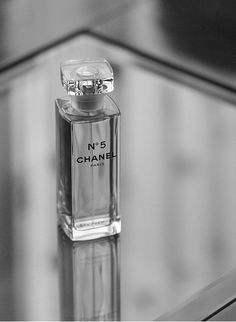 Chanel No. 5  -Eau Premiere.  I love this fragrance. At first, not so much. But as I get older I find I am loving the younger scent of no. 5