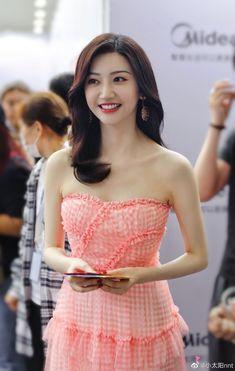 Pretty Girls, Cute Girls, Jing Tian, Chinese Actress, Beauty Photos, Strapless Dress, Asian, Actresses, Swift