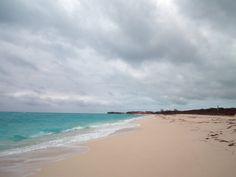 New Adventures - Traveling south - 2000+ miles - Shell Beach South Bimini Island