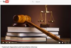 https://youtu.be/UXMZM0sPLR8                 Trademark Opposition and Cancellation Attorney      The Rapacke Law Group is a intellectual property law firm experienced at challenging and defending trademarks opposition and cancellation proceedings at the USPTO.
