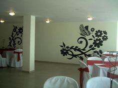 Mural Salón de Eventos