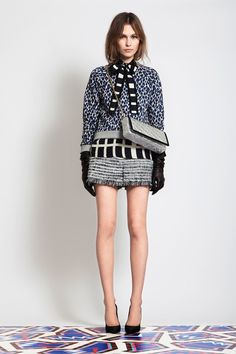 This MSGM outfit makes me want Winter to come around a bit faster - from Because You're Addicted