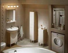 łazienka z pralką - Szukaj w Google