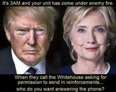 Remember Benghazi.  Vote Trump.