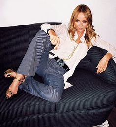 Frida Giannini the current designer at Gucci