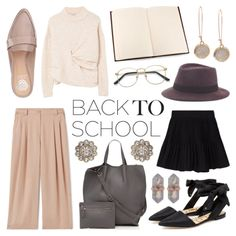 Back-To-School Shopping List VII by twenty-7