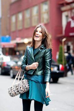 Working women street style