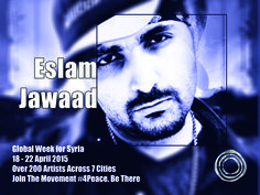 Eslam Jawaad is a rapper of Lebanese-Syrian origin. His debut album, The Mammoth Tusk, was released in 2009.