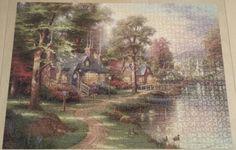 Hometown lake (1500)
