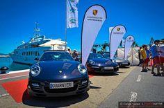 Marbella Luxury Weekend en Puerto Banús, #Marbella. #Porsche vwww.nevadomarbella.com