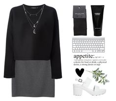 """Appetite"" by hejehejhejehejje ❤ liked on Polyvore featuring Monki, Alexander Wang, ASOS, SELECTED, Witchery, Pier 1 Imports, Charlotte Russe, under50 and skirtunder50"