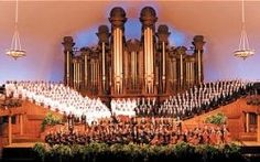 """The Mormon Tabernacle Choir, nicknamed America's Choir, has been inspiring the public for over 150 years.  The choir is most famously known for it's rendition of """"Battle Hymn of the Republic."""""""