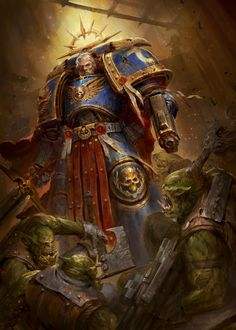 HERESY!!, Daniel Kamarudin on ArtStation at https://www.artstation.com/artwork/nWW36