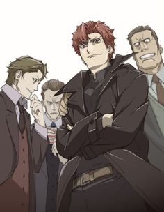 Baccano! - the brothers
