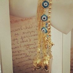 Paula Ferreira #semijoias #bijoux #folheados