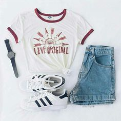 Imagen de adidas, outfit, and fashion