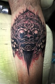 elbow tattoo designs for men   Tattoo designs flamboyant: Barong Tattoos Close At Hand Elbow