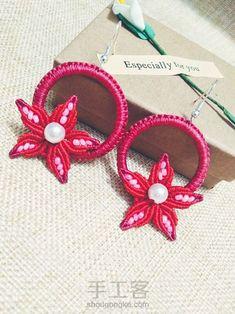 Crochet Earrings, Jewelry, Rings, Jewellery Making, Jewelery, Jewlery, Jewels, Jewerly, Fine Jewelry