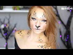 Leopard Makeup Tutorial - YouTube