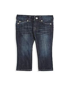 7 For All Mankind Baby's Faded Jeans - Los Angeles