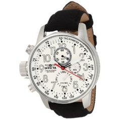 Invicta Men's 1514 I Force Collection Chronograph Strap Watch