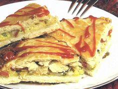 Bacon Pie