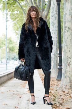 How to dress like a Parisian - oder: Caroline de Maigret x Uterqüe - amazed