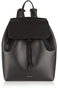 Mansur Gavriel|Leather backpack|NET-A-PORTER.COM