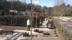 QuickHedge Projects Floriade 2013 Taxus Instant Hedge