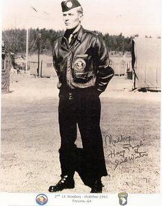 Richard 'Dick' Winters at Toccoa October 1942