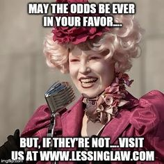 Estate Planning. Probate Law. Trust Administration. Business Law  #attorneyhumor #hungergames #estateplan #probatelaw #trustme