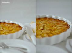 Tarta de manzana rápida Macaroni And Cheese, Flora, Pie, Cookies, Ethnic Recipes, Desserts, Muffins, Beautiful, Gastronomia