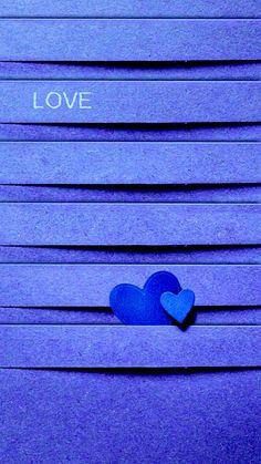 Wallpaper by artist unknown blue mavi duvar kağıtları, Cute Wallpaper For Phone, Heart Wallpaper, New Wallpaper, Iphone Wallpaper, Valentine Wallpaper, Love Backgrounds, Background Images Hd, Best Wallpapers Android, Cute Wallpapers