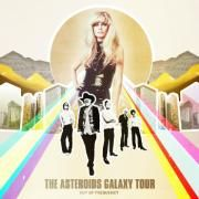 Asteroids Galaxy Tour's new album Out of Frequency.    Tons of horns and funk to keep you moving.