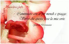 Le parole dell'amore - Gabriele D'Annunzio | www.facebook.co… | Flickr