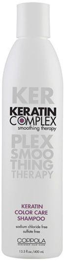 Coppola Keratin Complex Keratin Color Care Shampoo