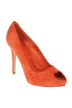 Alexander McQueen shoe - Love the heart! SHopkins