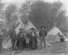 Native American Indian Pictures: Pictures of the Chippewa Indians