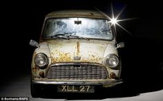 Minis - you either love 'em.... or adore 'em! This one is quite a project though.