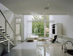 Chicago Town House - Alexander Gorlin Architects