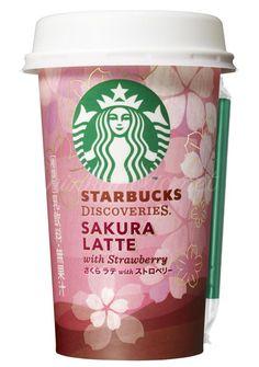 Starbucks Sakura 2015: Japan (Preview) - Pinkaholic.net