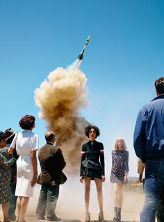 You Are Here – Nordstrom's Fall Campaign – iGNANT.de