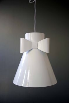 Rosett lamp by Swedish Elin Riismark.
